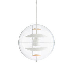 VP Globe | Warm Peach Ø40 - Pendant | Suspended lights | Verpan