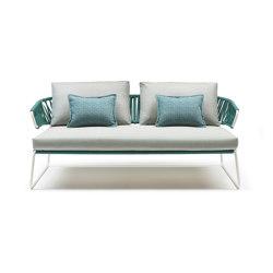 Lisa Sofa Filo' | Canapés | SCAB Design