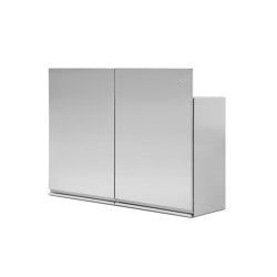 Domestic / outdoor | Outdoor wall cabinet CS | Cabinets | AGMA