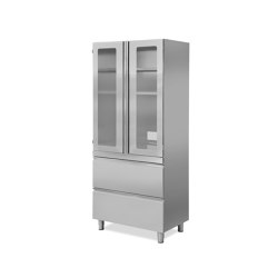 Domestic / kitchens and islands | Coffee unit | Cabinets | AGMA