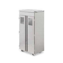 Health / hospital | Cabinet for cylinders | Pedestals | AGMA