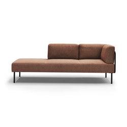 Kove 3 seater | Sofas | Fora Form