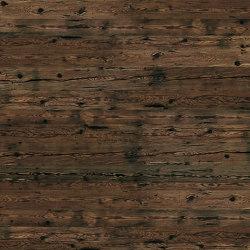 Block Wall Logs 04 | Wood veneers | SUN WOOD by Stainer