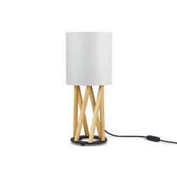 Linn Little O (oblique)   Table lights   maigrau