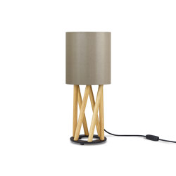 Linn Little O (oblique) | Luminaires de table | maigrau
