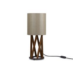 Linn Little O (oblique) | Table lights | maigrau