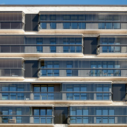 Glass parapet | SL Plus | Facade systems | Solarlux