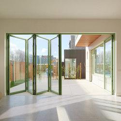 Bi-folding Door Ecoline | Ecoline | Window types | Solarlux
