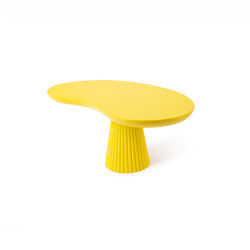 MIRA   Side table   Yellow   Tables basses   Maison Dada