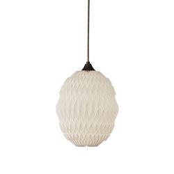 Caleo 1 White | Suspended lights | LE KLINT
