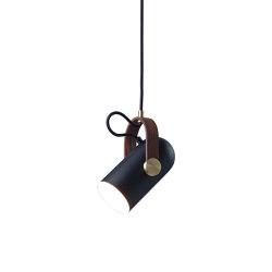 Carronade Model 160SB | Suspended lights | LE KLINT