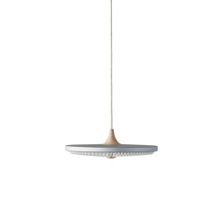 Soleil Silver Cloud | Suspended lights | LE KLINT