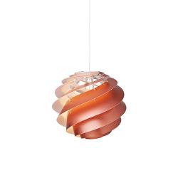 Swirl SWIRL 3 L   Suspended lights   LE KLINT