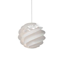 Swirl SWIRL 3 S Copper   Suspended lights   LE KLINT