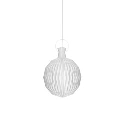 The Lantern Model 101 | Suspended lights | LE KLINT
