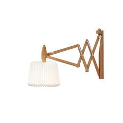 The Saxlamp Model 223 · 120 | Wall lights | LE KLINT