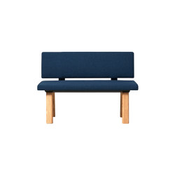 Plania Bench | Benches | Inclass