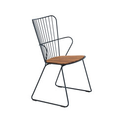 PAON | Dining Chair Black | Chairs | HOUE