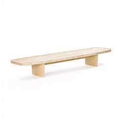 Matéria Long Table   Side tables   ClassiCon