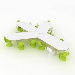 Table Choquette Modular | Kids tables | IDM Coupechoux