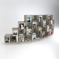 Wall Box Metal | Displayständer | IDM Coupechoux