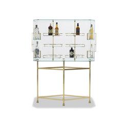FLOAT Bar cabinet | Display cabinets | Baxter