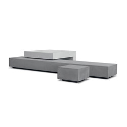 JENGA Small table | Coffee tables | Baxter