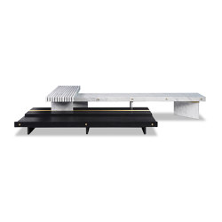 RAIL Small table | Coffee tables | Baxter