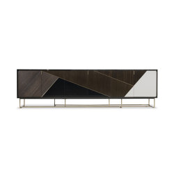 WIREFRAME Low cabinet | Sideboards | Baxter