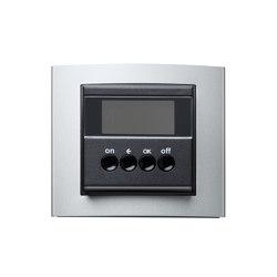 Berker B.3 Schalter | Heating / Air-conditioning controls | Hager