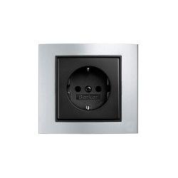 Berker B.3 Steckdose | Schuko sockets | Hager
