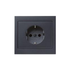 Berker K.1 Steckdose | Schuko sockets | Hager