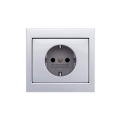 Berker K.5 Steckdose | Schuko sockets | Hager