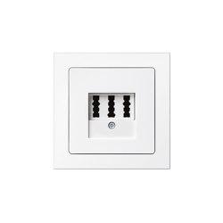 Berker Q.3 Multimedia Schalter | Multimedia ports | Hager