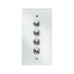 Berker TS Drucktaster | Building controls | Hager