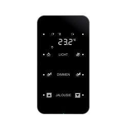 Berker TS Drucktaster   Lighting controls   Hager