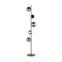 Bulles XL piantana 5 | Free-standing lights | Reflex