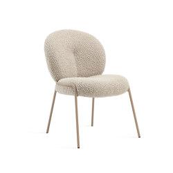 Nana | Nana mit Stahlgestell | Chairs | FREIFRAU MANUFAKTUR