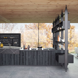 Maxima 2.2 | NATURAL SHARING | Fitted kitchens | Cesar