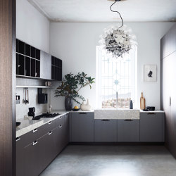 Maxima 2.2 | RATIONAL LEVITY | Fitted kitchens | Cesar