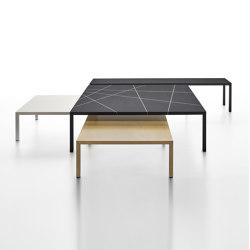 Tense low table | Coffee tables | MDF Italia