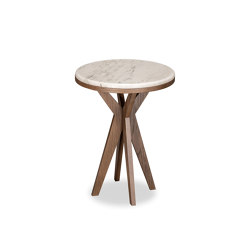 Boomerang Table d'appoint | Tables d'appoint | Hamilton Conte