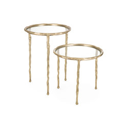 Lupa   L Side Table