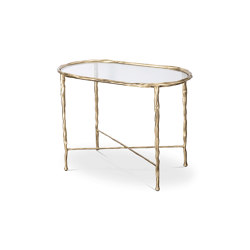 Lupa | Round Cocktail Table | Coffee tables | Hamilton Conte