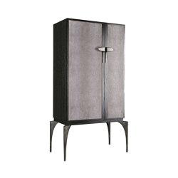 Manolo High Cabinet - HC Fabrics Doors | Cabinets | Hamilton Conte