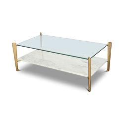 Mantida | Retangular Coffee Table | Coffee tables | Hamilton Conte