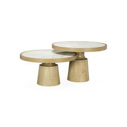 Pompeia | marble Cocktail Table H50 | Coffee tables | Hamilton Conte