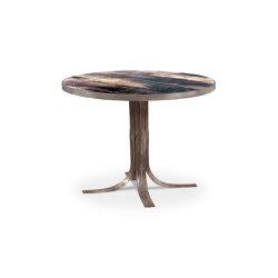 Talos -  Verre Doré- Table | Tables d'appoint | Hamilton Conte