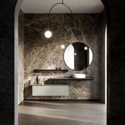 Cubik 1   Bath shelves   Ideagroup