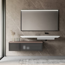 Cubik 7 | Vanity units | Ideagroup